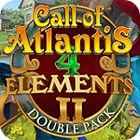 4 Elements II - Call of Atlantis Treasures of Poseidon Double Pack ゲーム