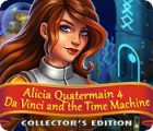Alicia Quatermain 4: Da Vinci and the Time Machine Collector's Edition game