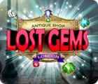 Antique Shop: Lost Gems London ゲーム