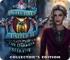 Detectives United II: The Darkest Shrine Collector's Edition ゲーム