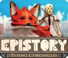 Epistory: Typing Chronicles ゲーム