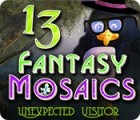 Fantasy Mosaics 13: Unexpected Visitor ゲーム