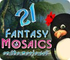 Fantasy Mosaics 21: On the Movie Set ゲーム
