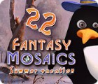 Fantasy Mosaics 22: Summer Vacation ゲーム