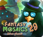 Fantasy Mosaics 29: Alien Planet ゲーム