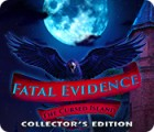 Fatal Evidence: The Cursed Island Collector's Edition ゲーム