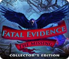 Fatal Evidence: The Missing Collector's Edition ゲーム