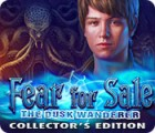 Fear for Sale: The Dusk Wanderer Collector's Edition ゲーム