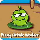 Frog Drink Water ゲーム