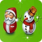 Funny New Year Puzzle ゲーム