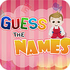 Guess The Names ゲーム