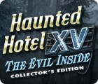 Haunted Hotel XV: The Evil Inside Collector's Edition ゲーム