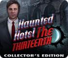 ホーンテッド・ホテル 13 番目の標的 コレクターズ・エディション ゲーム