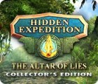 Hidden Expedition: The Altar of Lies Collector's Edition ゲーム