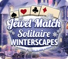 Jewel Match Solitaire: Winterscapes ゲーム