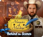 Memoirs of Murder: Behind the Scenes ゲーム