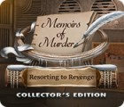 Memoirs of Murder: Resorting to Revenge Collector's Edition ゲーム