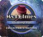 Ms. Holmes: Five Orange Pips Collector's Edition ゲーム