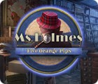 Ms. Holmes: Five Orange Pips ゲーム