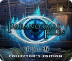 Paranormal Files: The Tall Man Collector's Edition ゲーム
