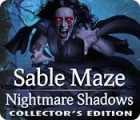 Sable Maze: Nightmare Shadows Collector's Edition ゲーム