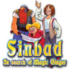 Sinbad: In search of Magic Ginger ゲーム