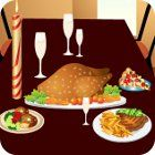 Thanksgiving Dinner Dress Up and Decor ゲーム