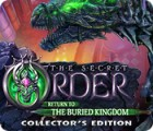 The Secret Order: Return to the Buried Kingdom Collector's Edition ゲーム