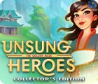 Unsung Heroes: The Golden Mask Collector's Edition ゲーム