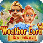 Weather Lord: Royal Holidays. Collector's Edition ゲーム