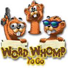 Word Whomp To Go ゲーム