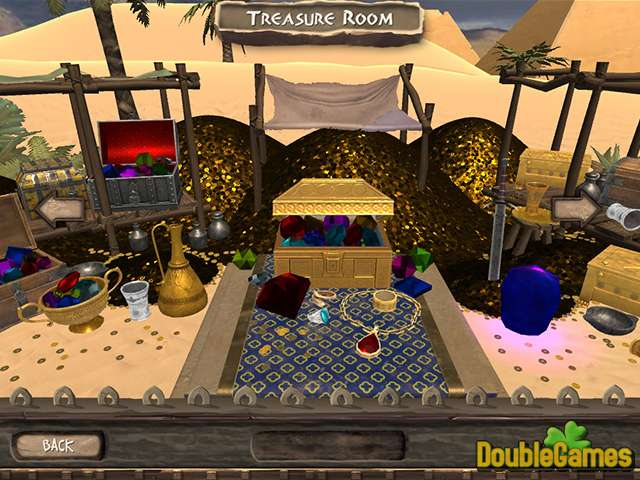 Free Download Arabian Treasures: Midnight Match Screenshot 3