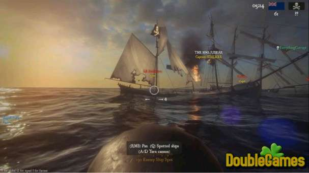 Free Download Blackwake Screenshot 2