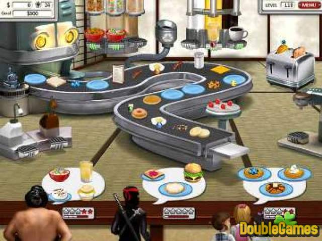 Free Download Burger Shop Double Pack Screenshot 3
