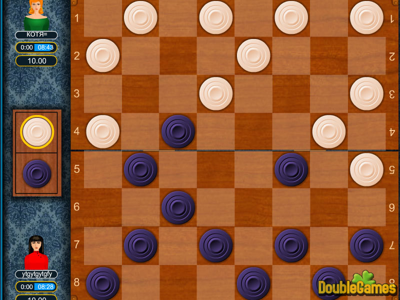 Free Download Checkers Screenshot 2