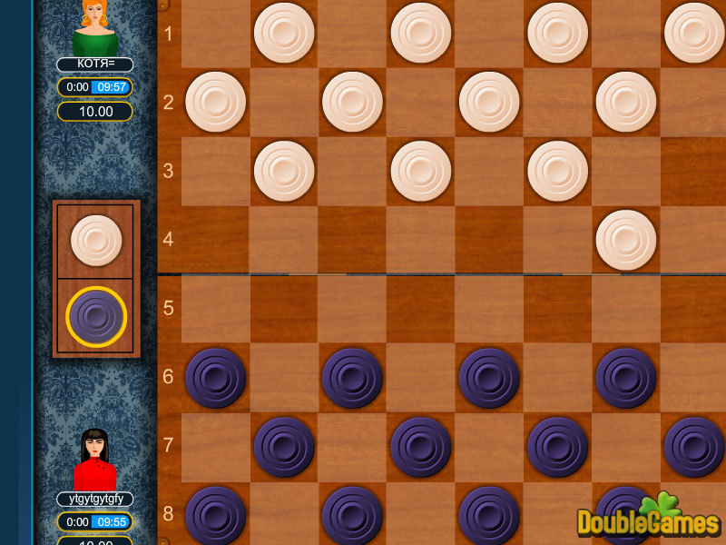Free Download Checkers Screenshot 3