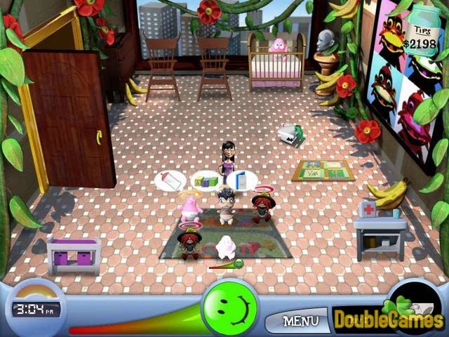 Free Download Daycare Nightmare: Mini-Monsters Screenshot 1