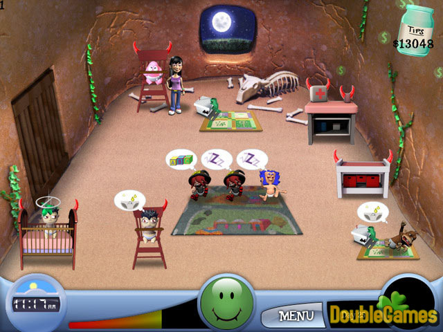 Free Download Daycare Nightmare: Mini-Monsters Screenshot 2