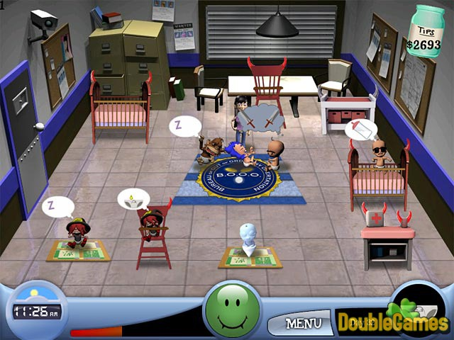 Free Download Daycare Nightmare: Mini-Monsters Screenshot 3