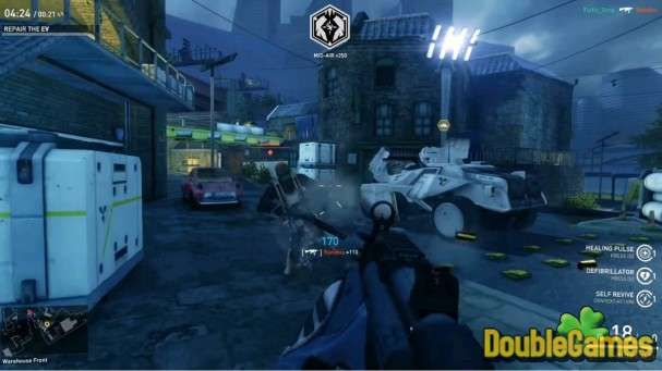 Free Download Dirty Bomb Screenshot 2