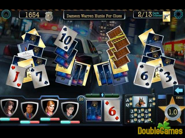 Free Download Double Clue: Solitaire Stories Screenshot 3