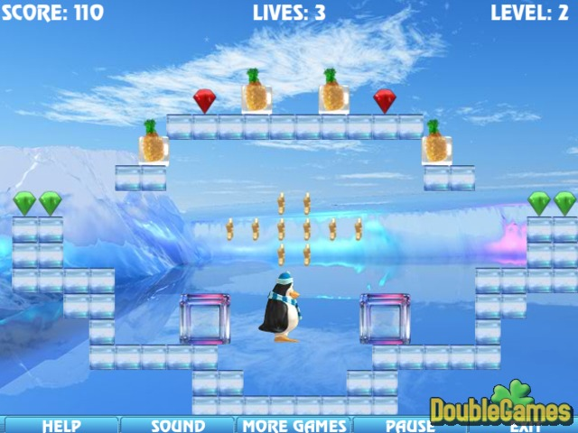 Free Download Frozen Fruits Screenshot 2