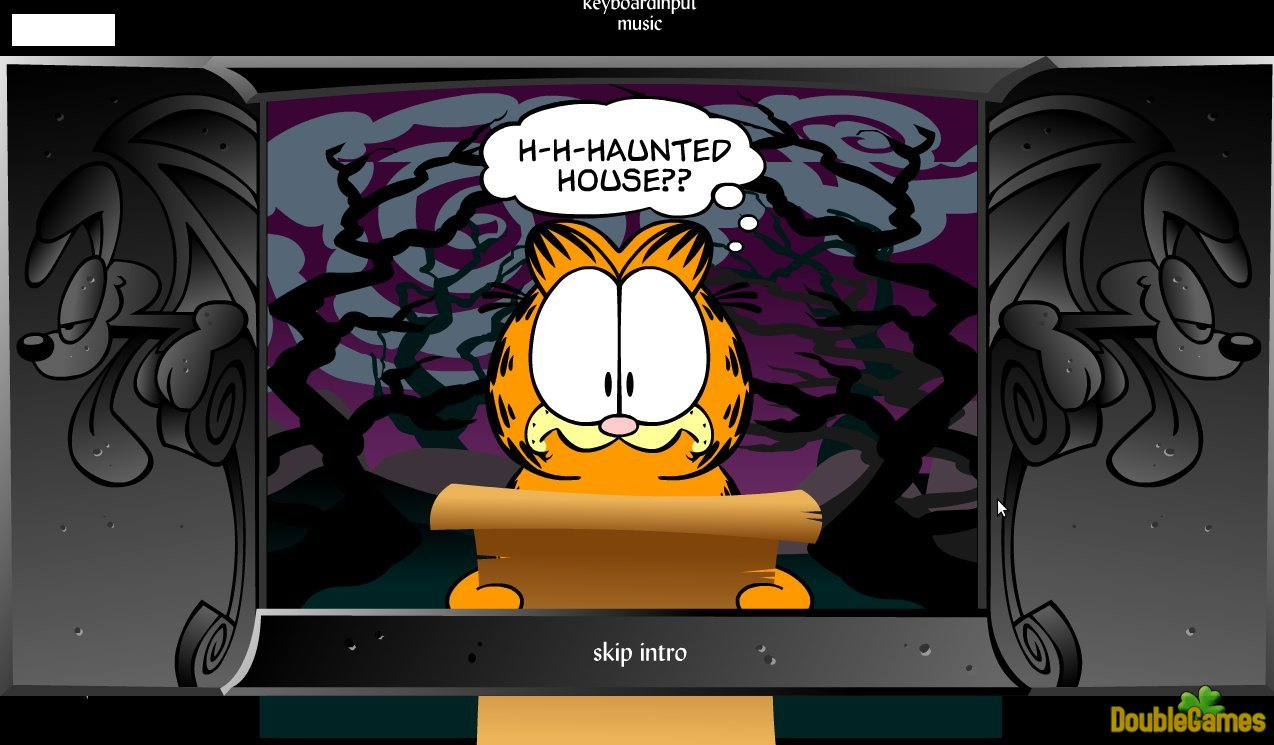 Free Download Garfield's Scary Scavenger Hunt Screenshot 3