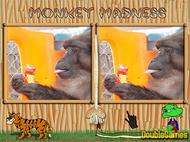 Free Download Monkey Mania Screenshot 2