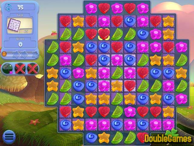 Free Download Yummy Dreams: Jelly Rainbow Screenshot 1
